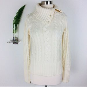 Sutton Studio Gorgeous Trendy Knitted Sweater (M)